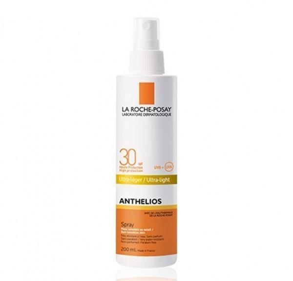 Anthelios XL SPF 30 Spray, 200 ml. - La Roche Posay
