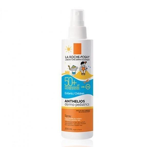 Anthelios Dermo-Pediatrics SPF 50+ Spray, 200 ml. - La Roche Posay