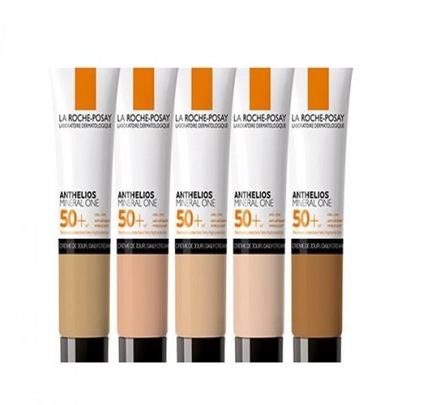 Anthelios Mineral One Crema-Solar de Día con Color Claire, 30 ml. - La Roche