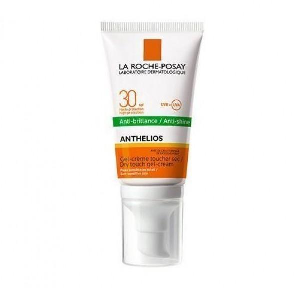 Anthelios Toque Seco SPF30, 50 ml. - La Roche Posay