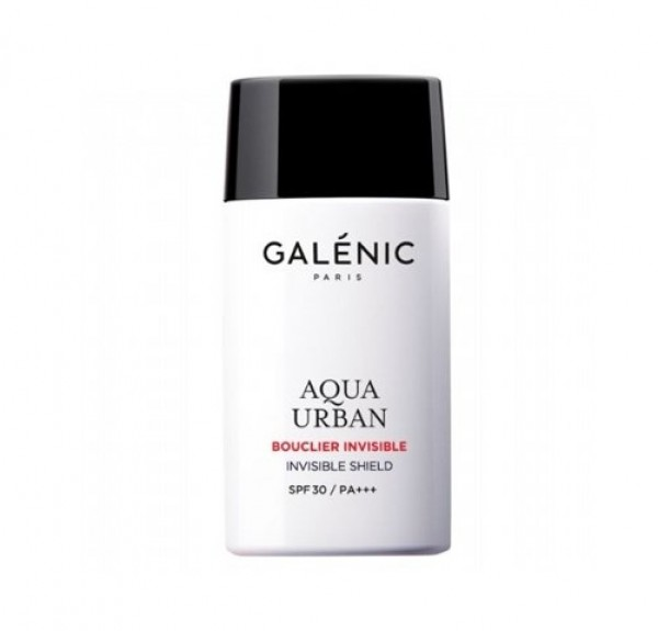 Aqua Urban Escudo Invisible, SPF30+ PA++++ 40 ml. - Galénic