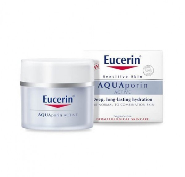 Aquaporin Active Crema Ligera, 50 ml. - Eucerin