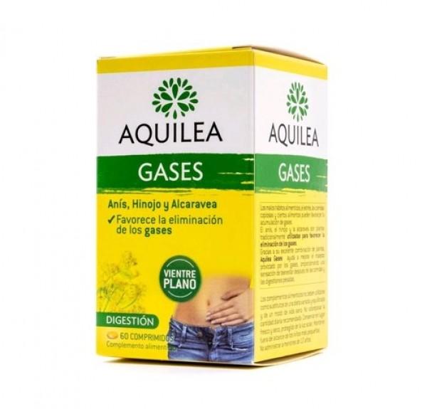 Aquilea Gases, 60 Comp. - Aquilea Uriach