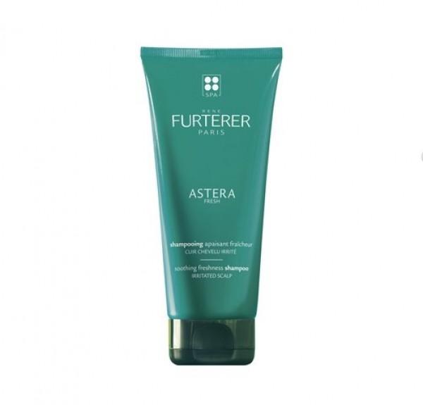 Astera Fresh Champú Calmante Para Cuero cabelludo irritado, 200 ml. - René Furterer