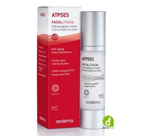 ATPSES Crema Energizante Celular, 50 ml. - Sesderma