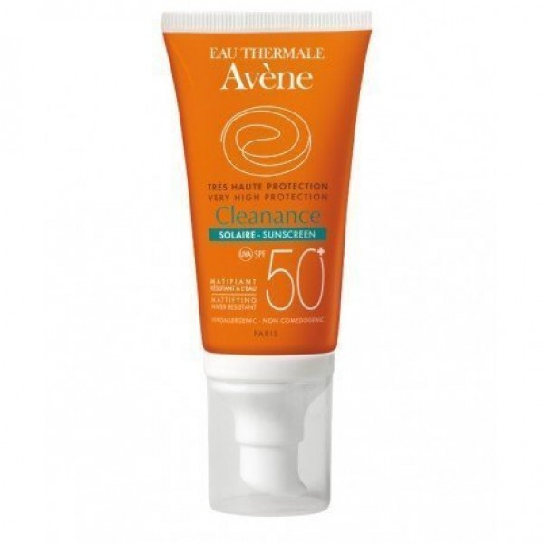 Cleanance Solar 50+, 50 ml. - Avene