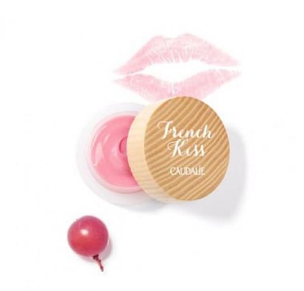 Balsamo para Labios Innocence Fresh Kiss Rosa Natural, 7.5 g. - Caudalie