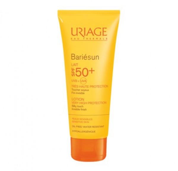 Bariésun Leche SPF50+, 100 ml. - Uriage
