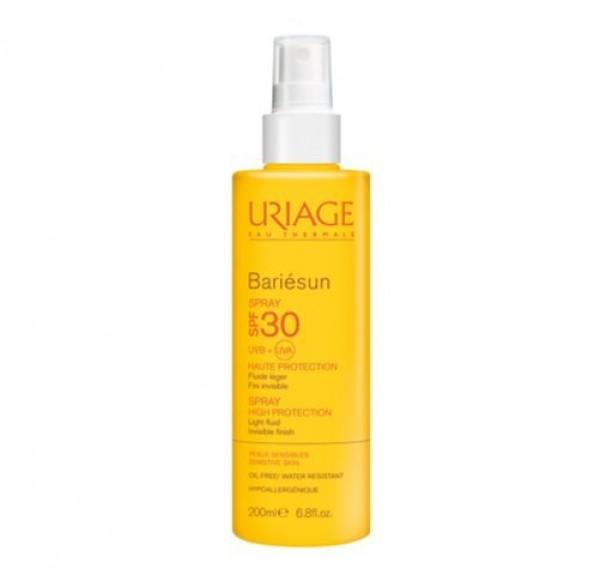 Bariésun Spray SPF30, 200 ml. - Uriage
