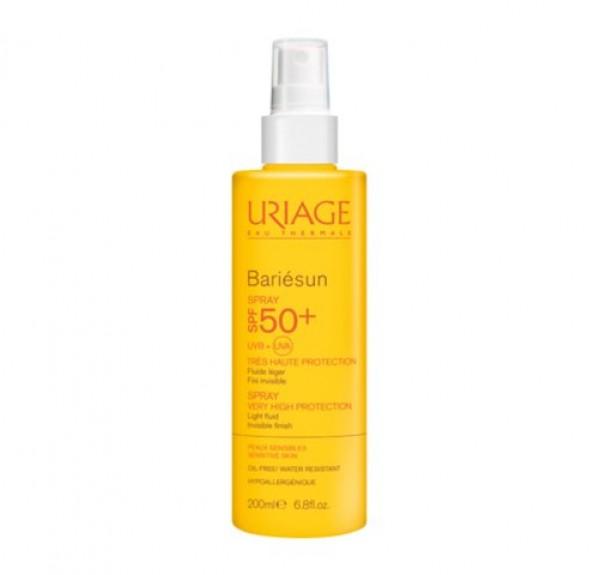 Bariésun Spray SPF50+, 200 ml. - Uriage