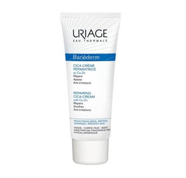 Bariéderm Cica Crema, 40 ml. - Uriage