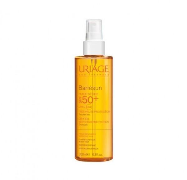 BariesunAceiteSecoSPF50+Spray, 200 ml. - Uriage