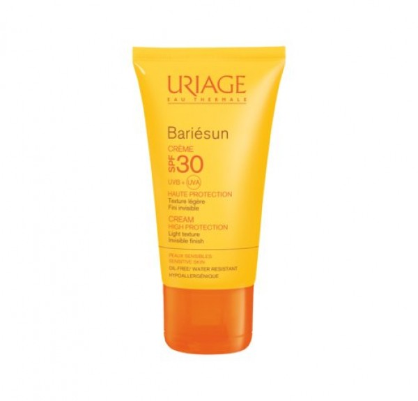 Bariesun SPF30 Crema, 50 ml. - Uriage