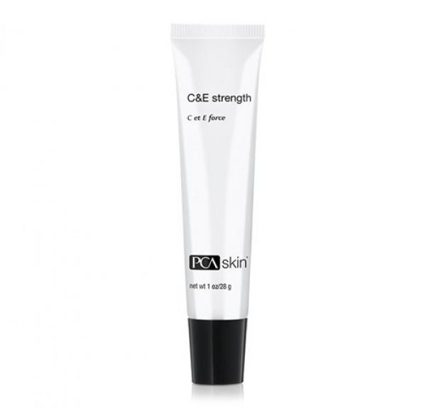 C&E Strength, 28 ml. - PCA Skin