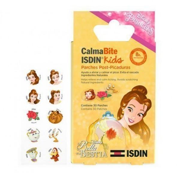 CalmaBite Kids ¨La Bella¨ Parches Post-Picaduras , 30 p. - Isdin