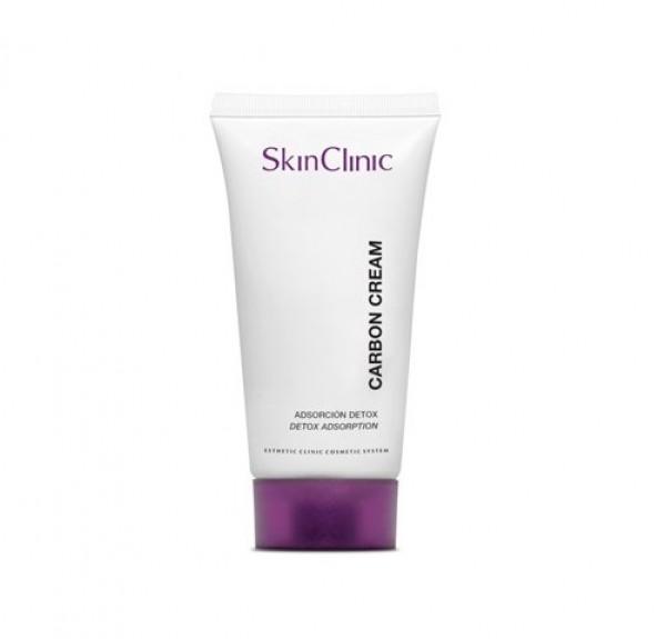 Carbón Cream Mascarilla de Carbon Activo, 50 ml. - SkinClinic