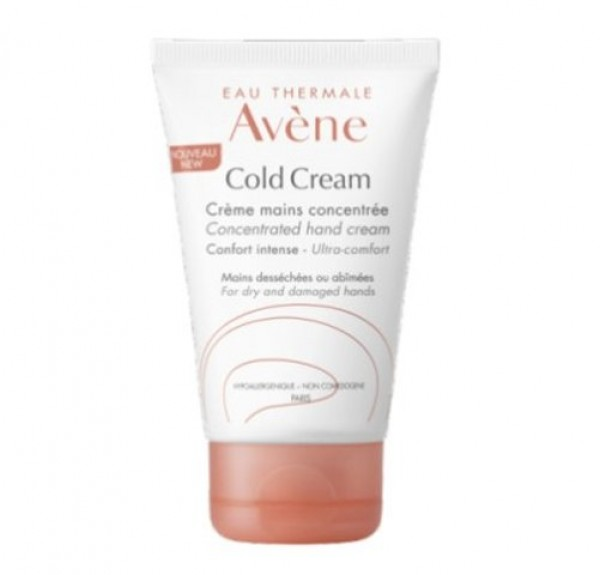 Cold Cream Crema de Manos Concentrada, 50 ml. - Avene