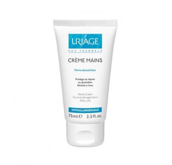 Crema de Manos Reparadora, 50 ml. - Uriage