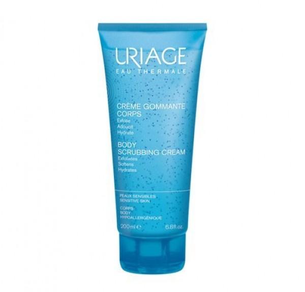Crema Exfoliante de Cuerpo, 200 ml. - Uriage