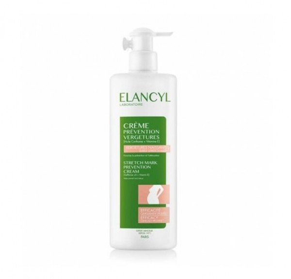 Crema Prevencion Antiestrias, 500 ml. - Elancyl