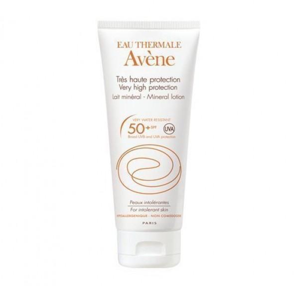 Crema Solar SPF 50+ Pantalla física 50 ml. - Avene