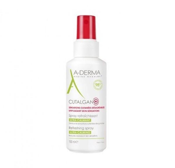 Cutalgan Spray Refrescante Ultra Calmante, 100 ml. - A-Derma