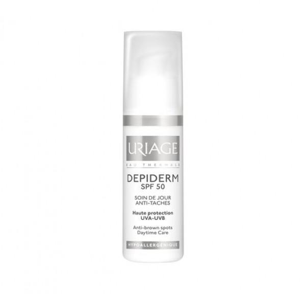 Dépiderm Crema Despigmentante SPF50, 30 ml - Uriage