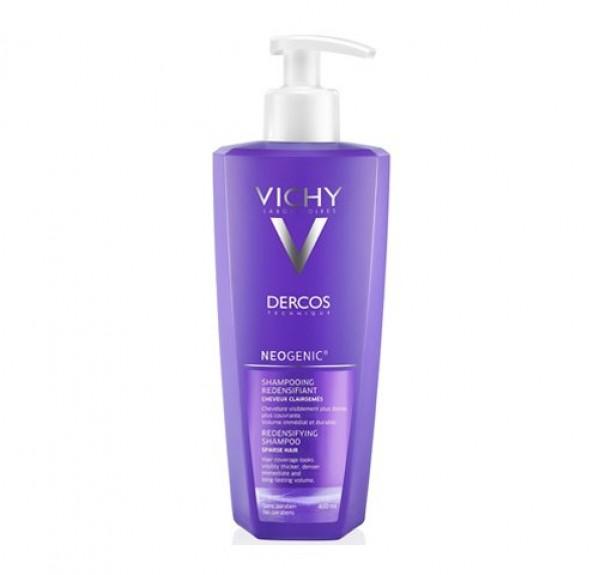 Dercos Champú Neogenic Redensificante, 400 ml. - Vichy