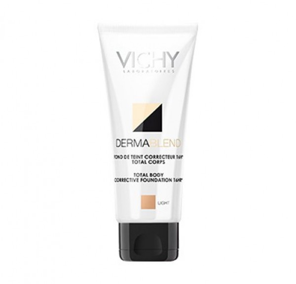 Dermablend Fondo de Maquillaje Fluido Corrector 16H Nº 15 Opal, 30 ml.- Vichy