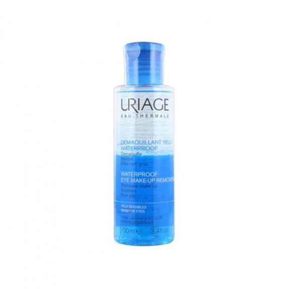 Desmaquillante Ojos Waterproof, 100 ml. - Uriage