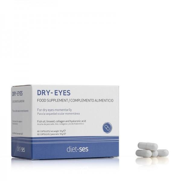 Dry-Eyes Cápsulas, 60 u.- Sesderma