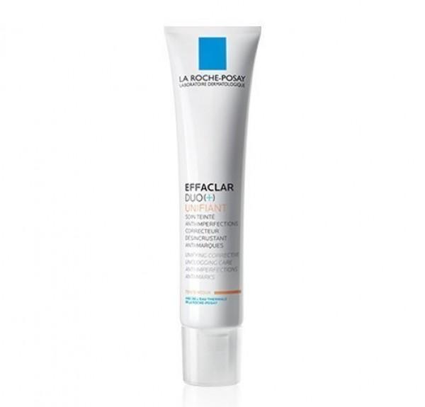 Effaclar Duo Unifiant color Light, 40 ml. - La Roche Posay
