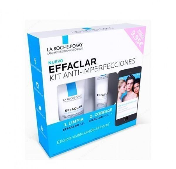 Effaclar Kit Anti-Imperfecciones. - La Roche Posay