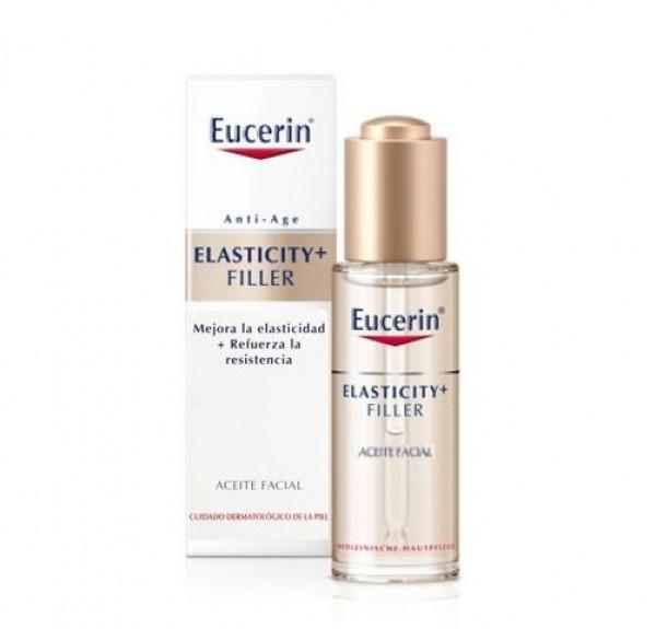 ELASTICITY+FILLER Aceite Facial, 30 ml. - Eucerin