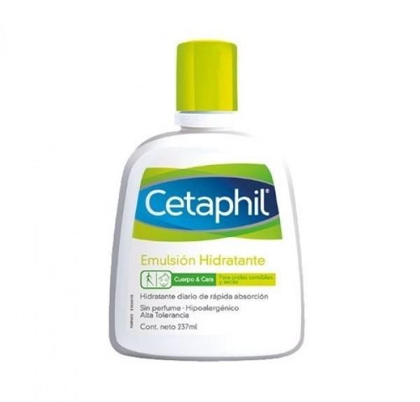 Emulsión Hidratante, 237 ml. - Cetaphil
