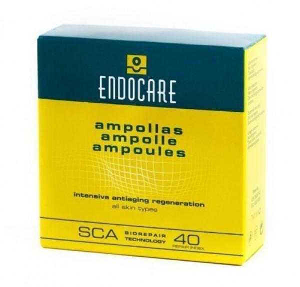 Endocare Ampollas Flash Repair 7 x 1 ml. - Cantabria Labs