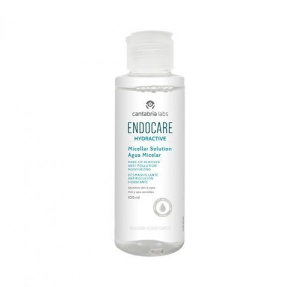 Endocare® Hydractive Agua Micelar, 100 ml. - Cantabria Labs