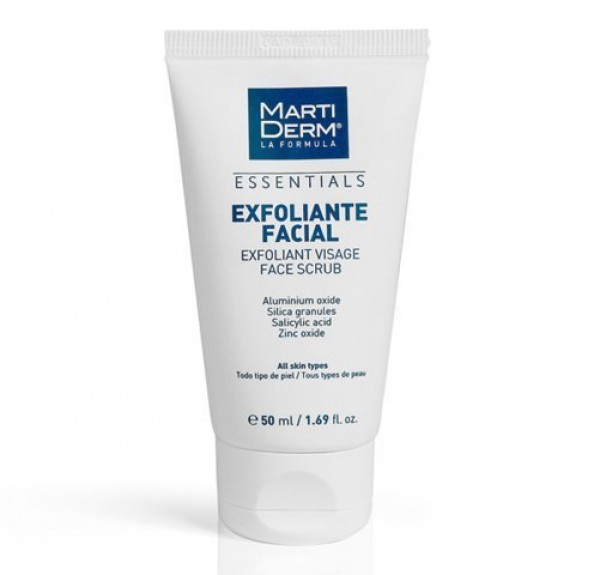 Exfoliante Facial Crema, 50 ml. - Martiderm