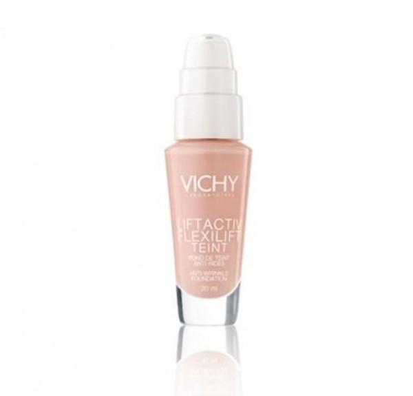 Fondo de Maquillaje Liftactiv Flexiteint nº25 Nude, 30 ml.- Vichy