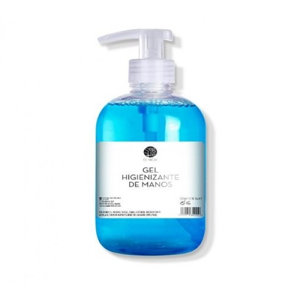 Gel Hidroalcohólico Higienizante de Manos, 500 ml. - Segle Clinical