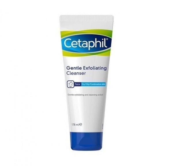 Gel Limpiador Exfoliante, 178 ml. - Cetaphil