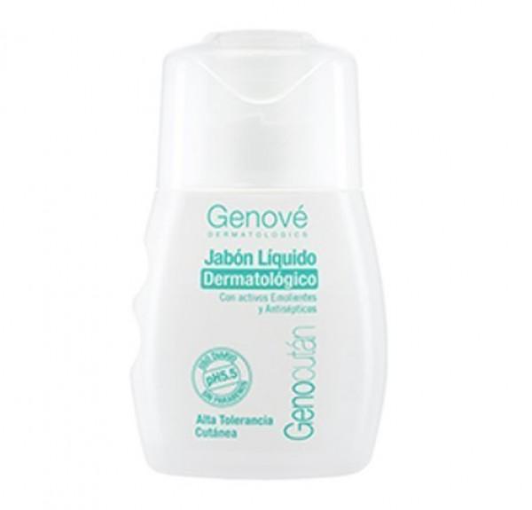 Genocután Jabón Líquido, 100 ml. - Genové