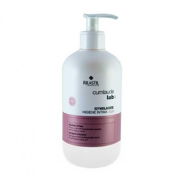 Gynelaude Higiene Intima CLX Gel, 500 ml. - Cumlaude