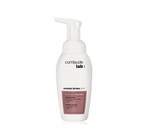 Gynelaude Higiene Intima CLX Mousse, 200 ml. - Cumlaude