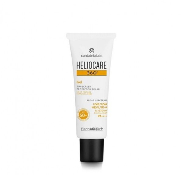 Heliocare 360 Gel SPF50+, 50 ml. - Cantabria Labs