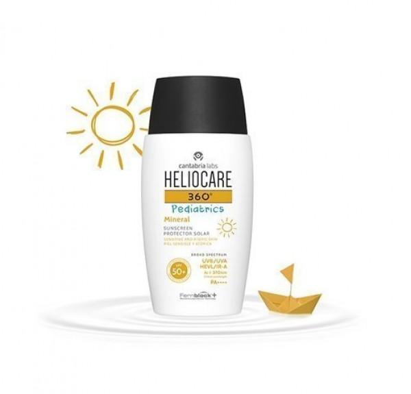 Heliocare 360º Pediatrics Mineral SPF 50+, 50 ml. - IFC