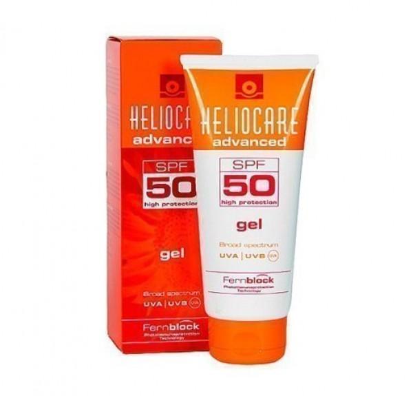 Heliocare Advanced Gel SPF50 Protección Alta, 50 ml. - Cantabria Labs