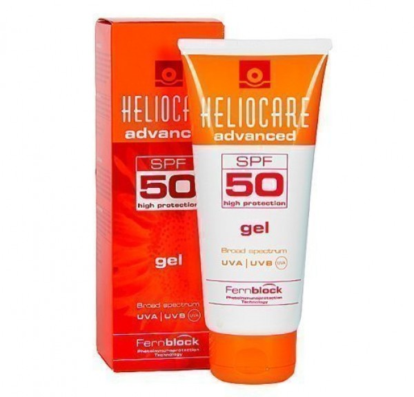 Heliocare SPF 50 Gel Corporal, 200 ml. - Cantabria Labs