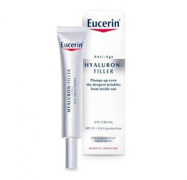 Hyaluron Filler Contorno de Ojos, 15 ml. - Eucerin
