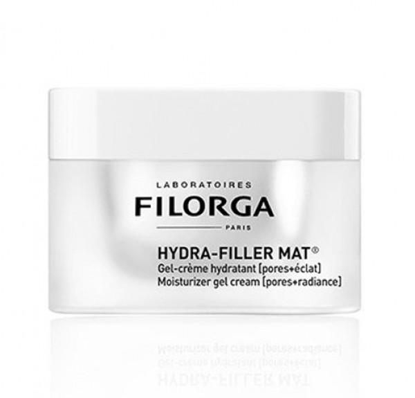 Hydra-Filler Mat Gel-Crema Hidratante, 50 ml. - Filorga